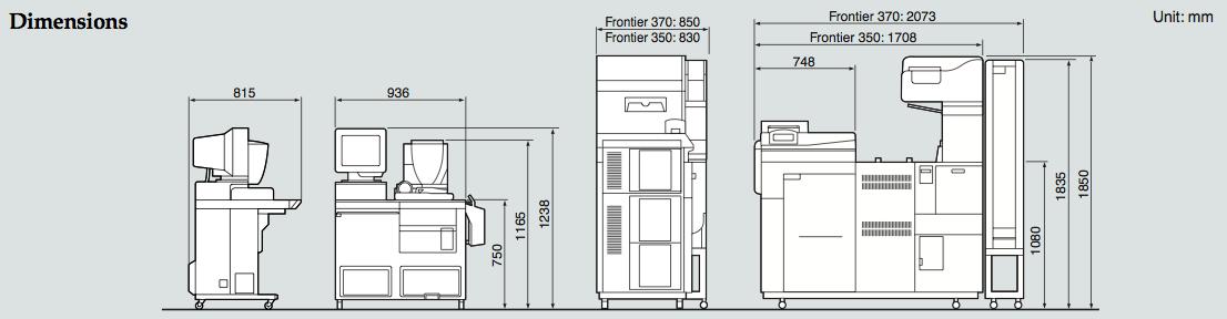 frontier 350